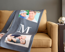 Fleece Photo Blankets