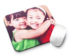 Free photo mouse pad from shutterfly